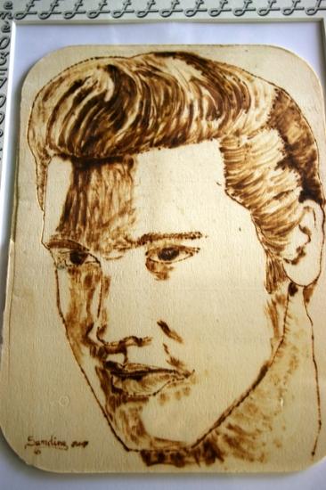 Elvis Presley by cowsandgirl